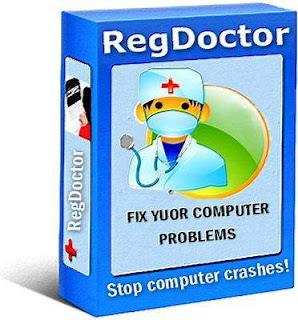 برنامج RegDoctor يصلح اخطأ الويندوز ويمنع بطء الكمبيوتر وجعله سريع