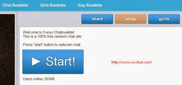 omegle start chat