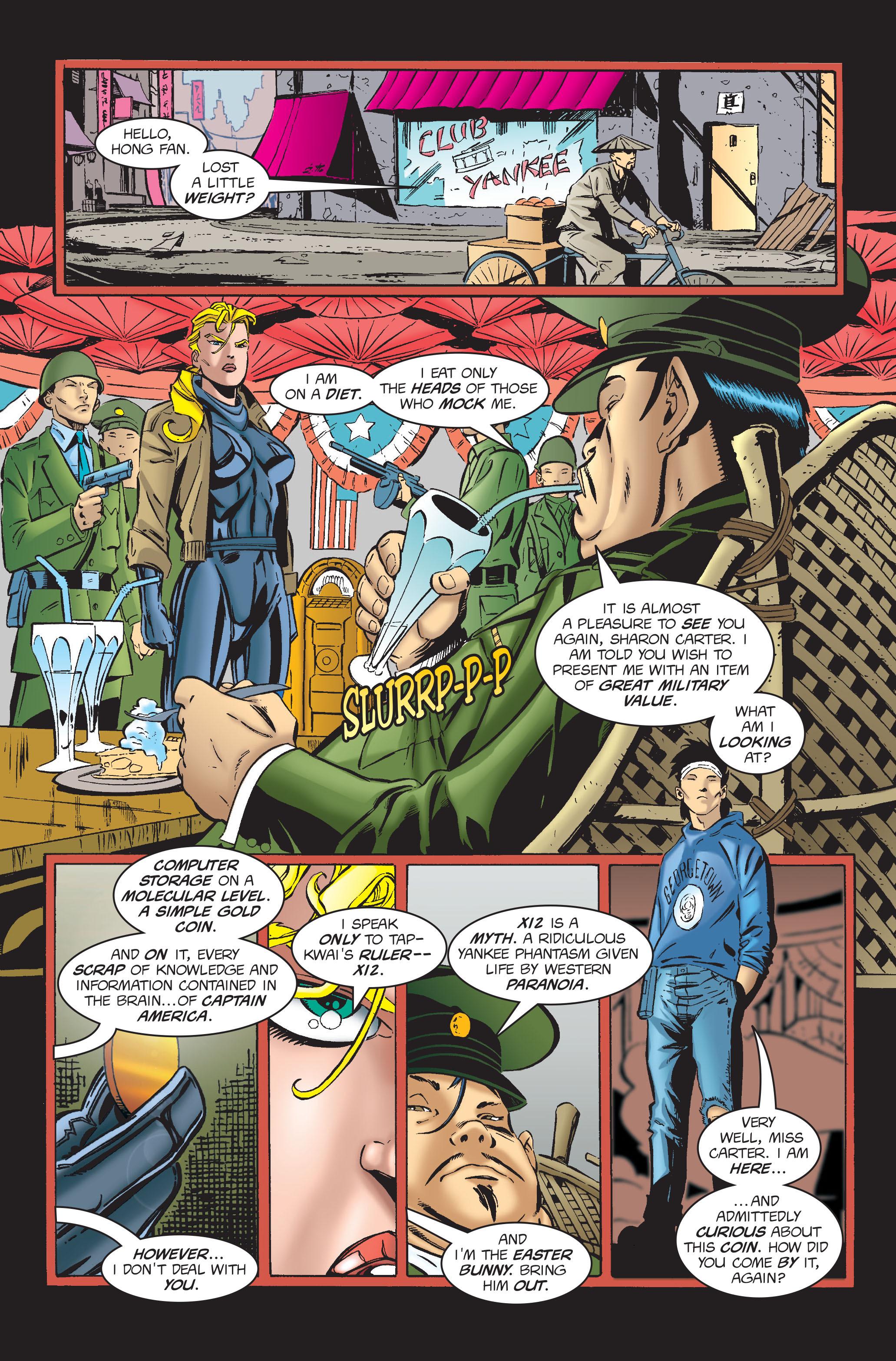 Captain America (1968) Issue #454 #411 - English 2
