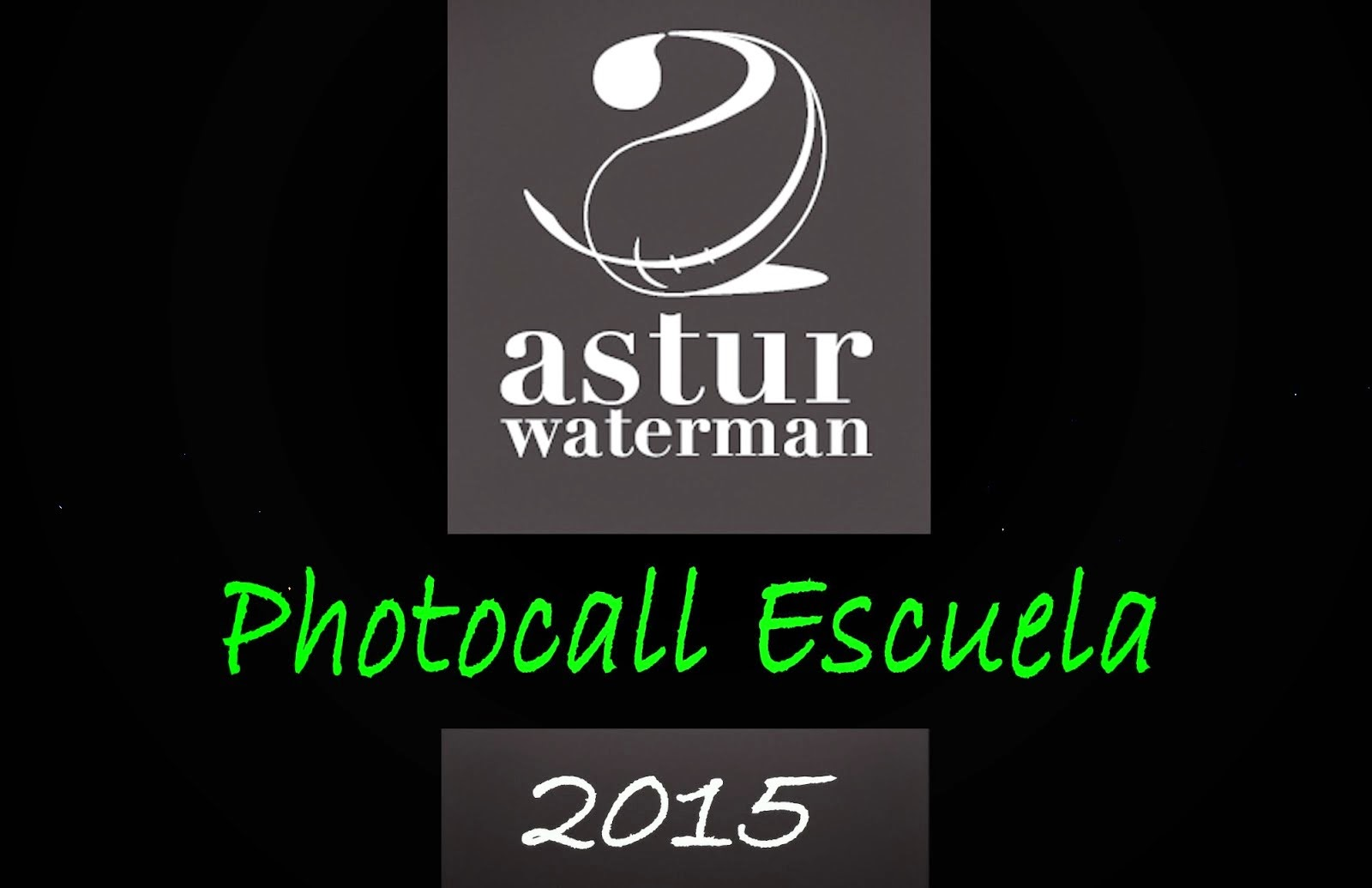 Photocall Escuela 2015
