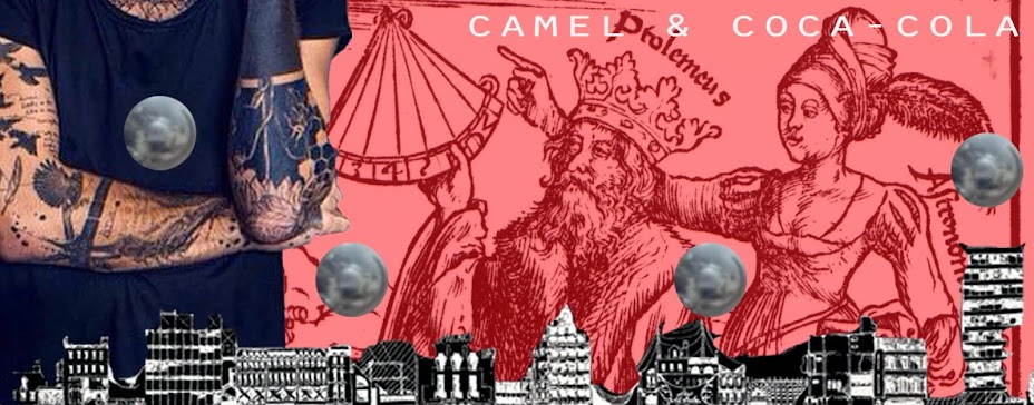 Camel & Coca Cola