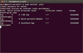 ¿Qué puertos tengo abiertos en Ubuntu?, abrir puertos ubuntu