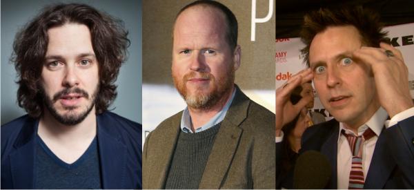 James Gunn e Joss Whedon respondem a saída de Edgar Wright na direção de Homem-Formiga