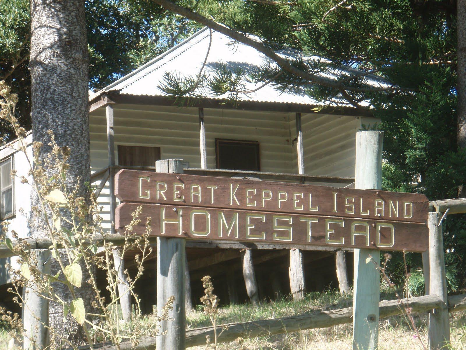 Great Keppel Island House Rental
