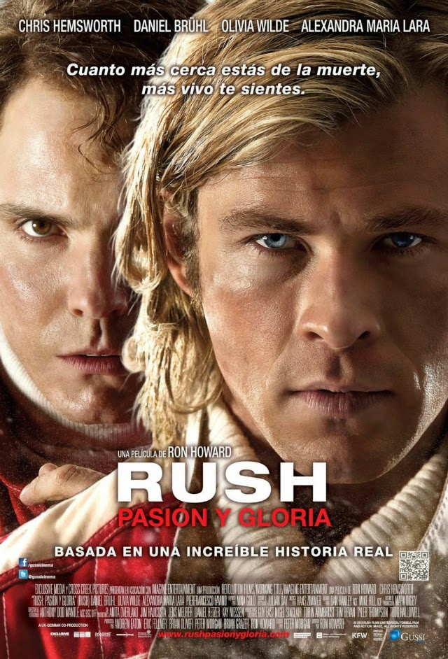 La película Rush