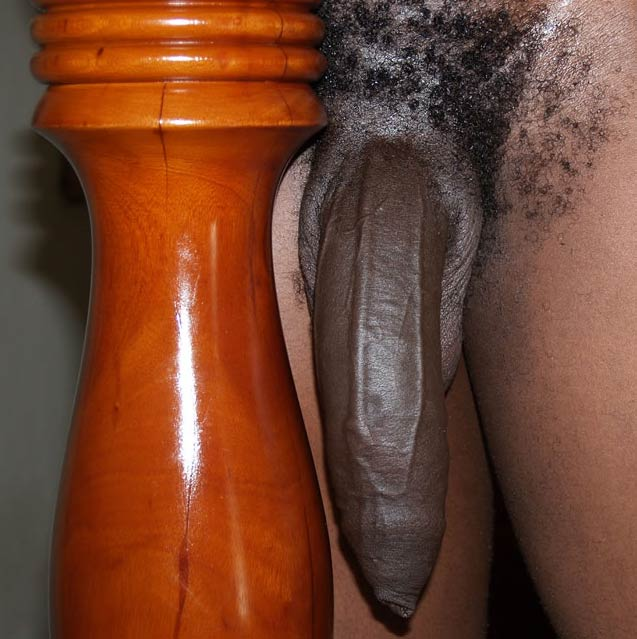 Big black uncut dick cock penis pictures