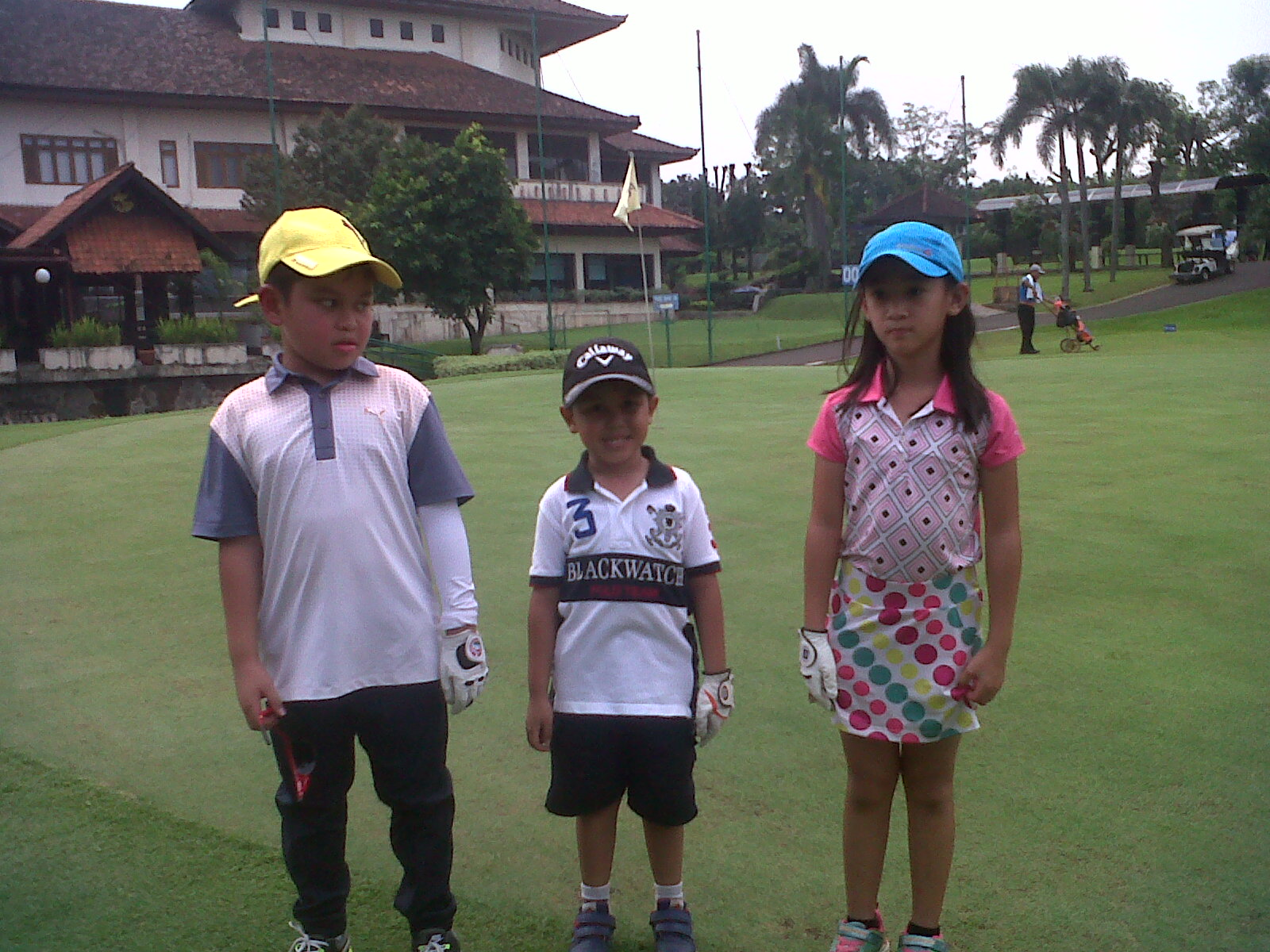 JUNIOR GOLF TOURNAMENT MEI 2017