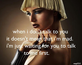 when i talk to you love quote