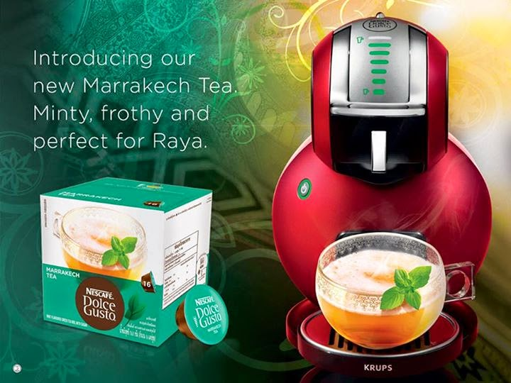 Nescafe Dolce Gusto Marrakech Tea, Nescafe Dolce Gusto Marrakech Tea Review, Nescafe Dolce Gusto, Marrakech Tea, Moroccan Tea Set