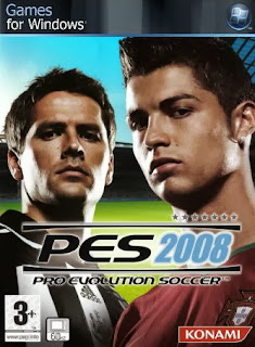 Download Game Pro Evolution Soccer 2008 PC Full Rip Gratis