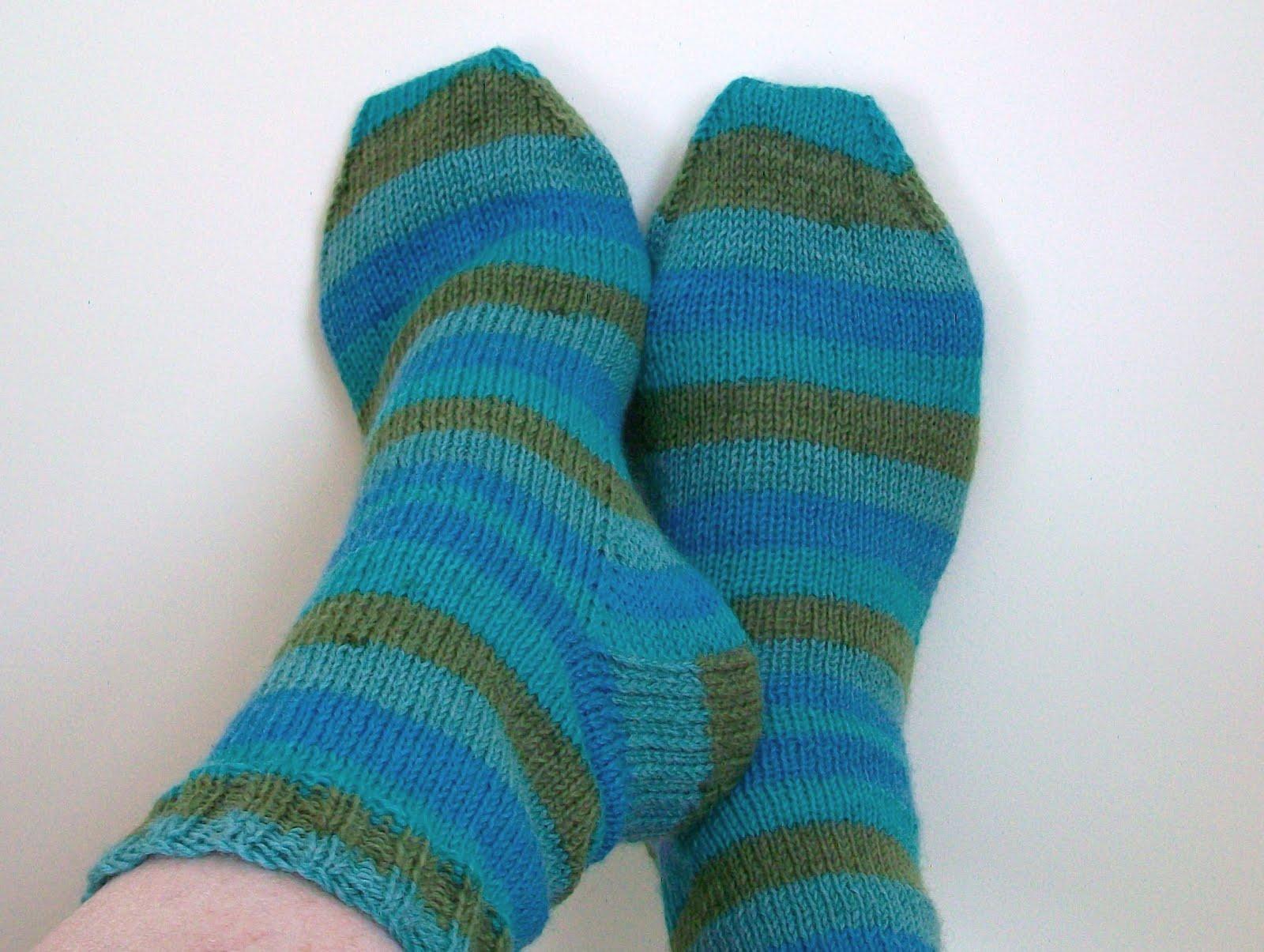 Leapfrog Socks