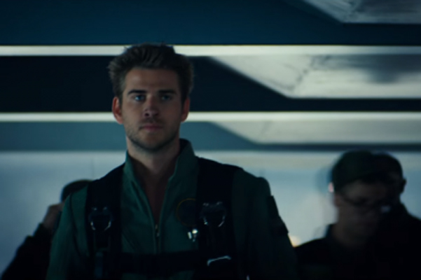 liam hemswroth INDEPENDENCE DAY RESURGENCE
