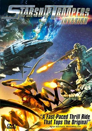 Quái Vật Vũ Trụ Starship Troopers: Invasion