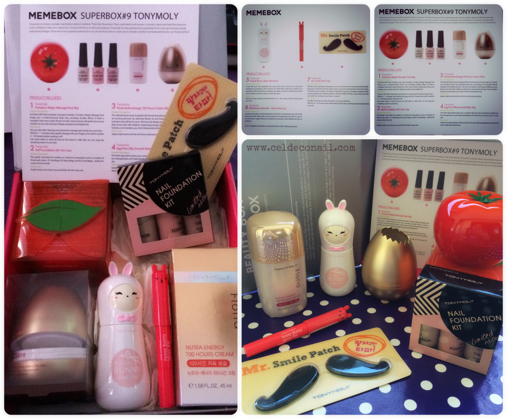 Superbox #9 by Tonymoly memebox