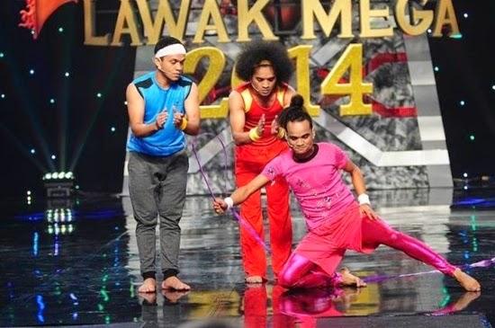 Kumpulan ZERO, MLM 2014, Maharaja Lawak Mega 2014