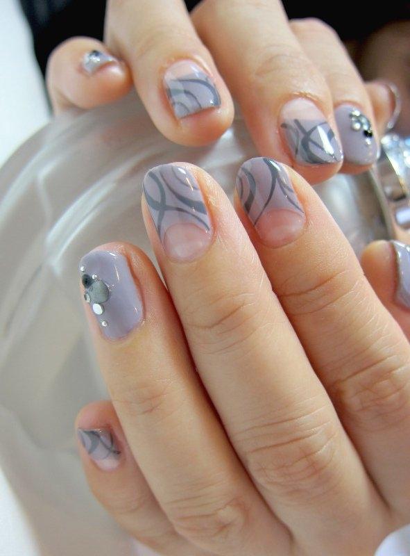 nail and art Desenhos De Unhas Tendencias 2014