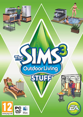 The Sims 3 Outdoor Living Stuff