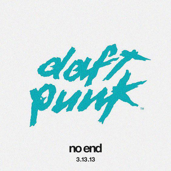 daft punk no end album