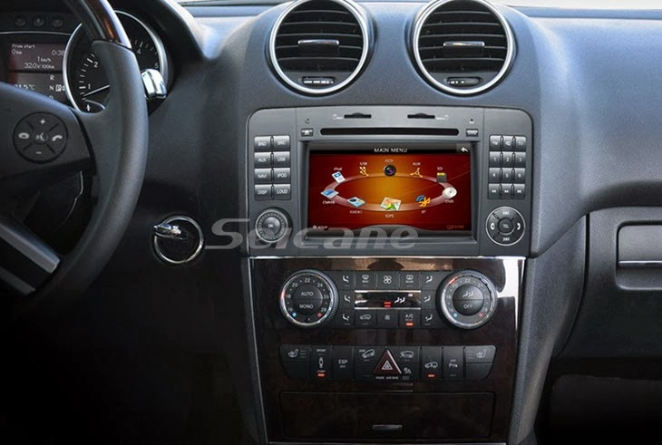 Suggestions for buy 2005 2006 mercedes benz gl class x164 for Mercedes benz navigation system