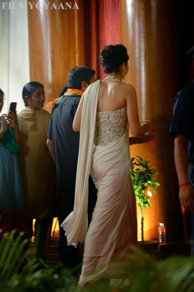 Rakul Preet Singh Hot at ANR National Award Function Photos