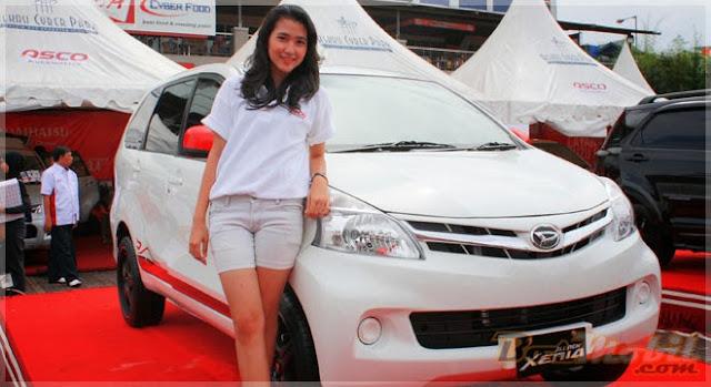 Sewa Mobil Murah Xenia di Surabaya
