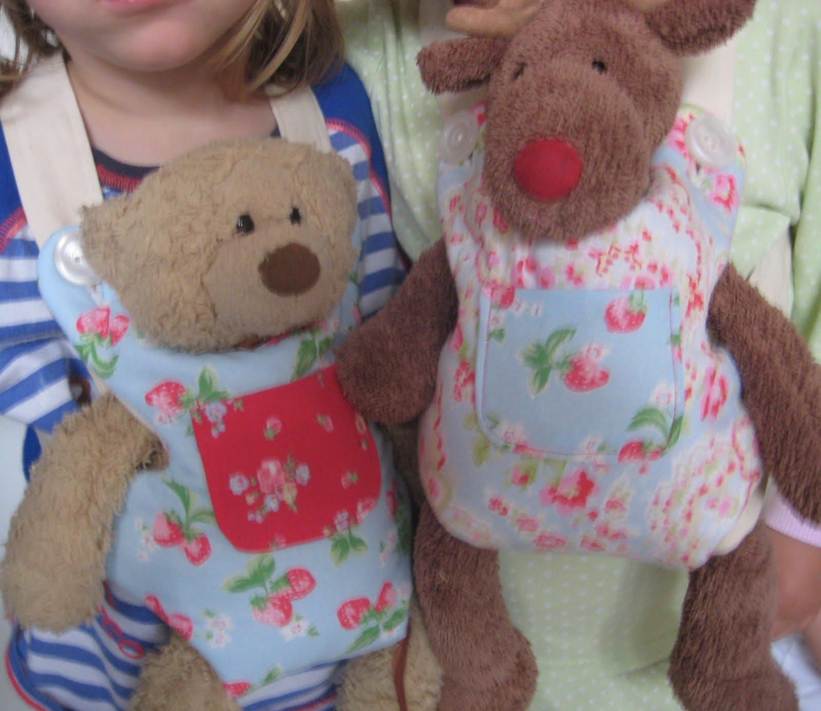 Teddy Bear Sewing Pattern Simple Design Ideas