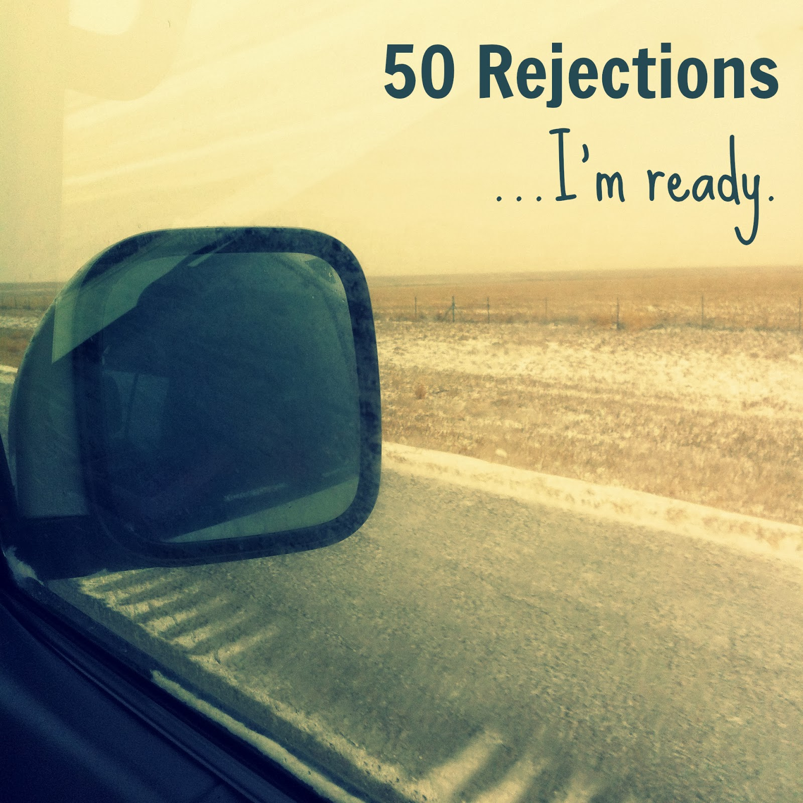 50 rejections