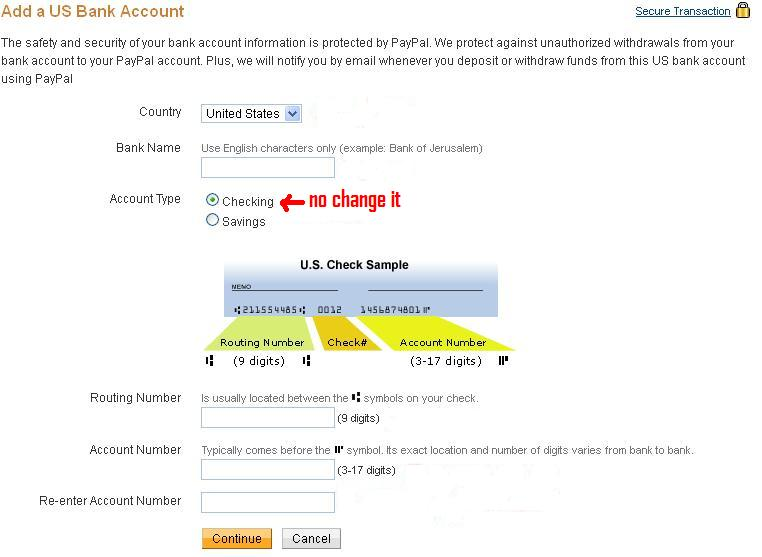 paypal how to add receipt number