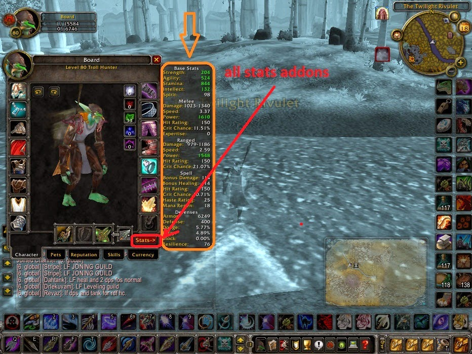 Pickpocket guide wotlk add ons