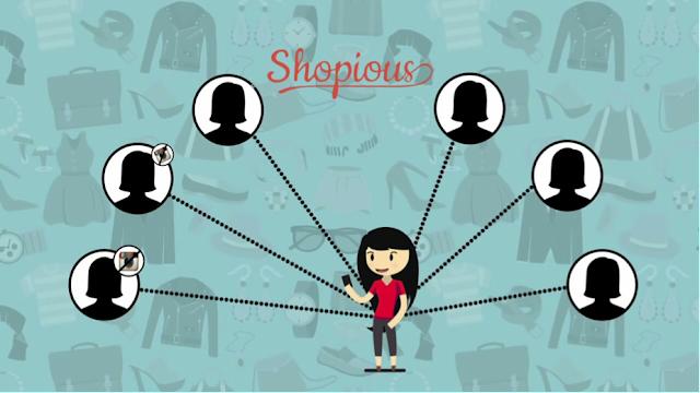 Shopious adalah direktori toko online yang menijinkan para pejual untuk berjualan secara online.