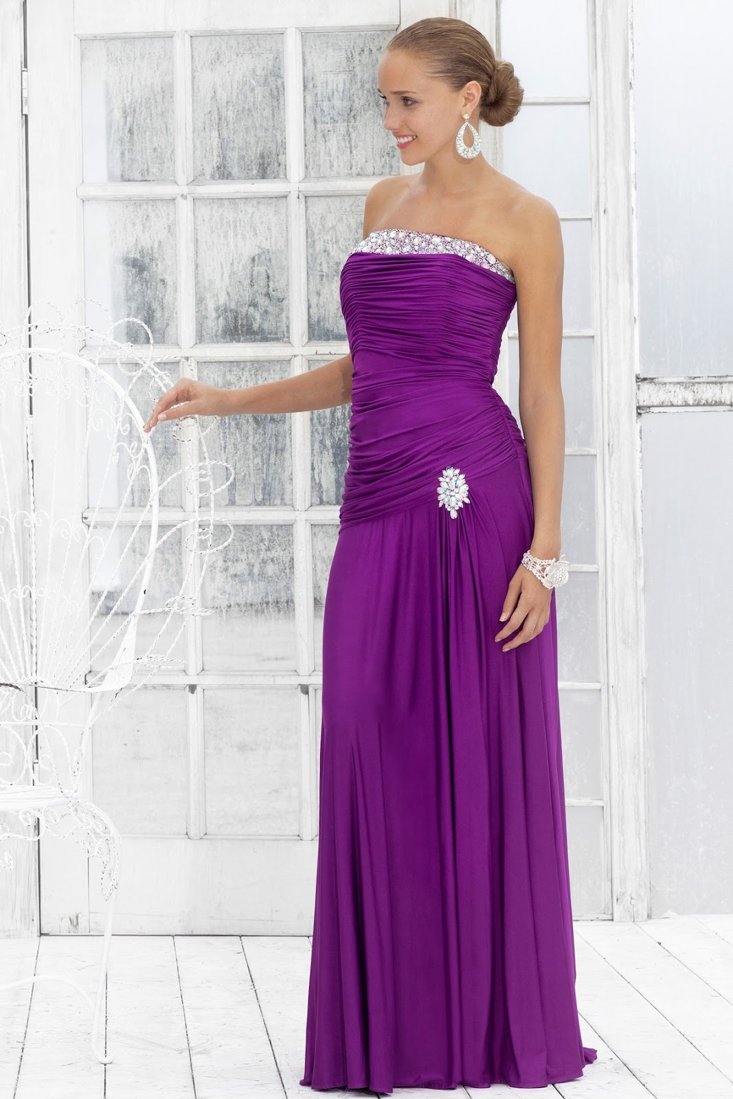 short prom dresses: February 2012