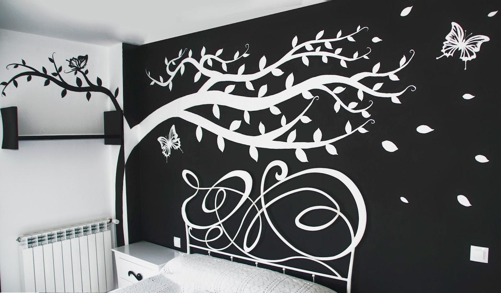 Mural lienzoymural - Pintura acrilica pared ...