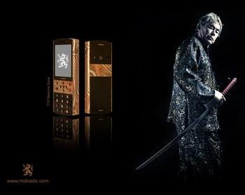 Mobiado Classic 712MG Mokume Gane luxury phone rediscovers old Japanese traditon