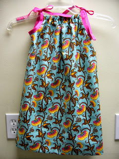 7 Simple Pillowcase Dress Patterns for Girls - Craftfoxes