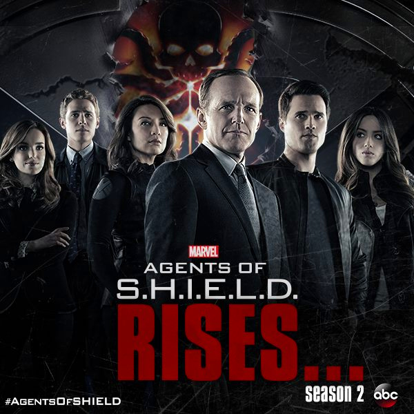 Marvel's Agents of S.H.I.E.L.D. - Season 2 [ซับไทย] [22 ตอนจบ]