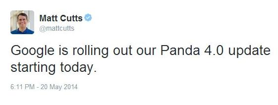 update panda terbaru