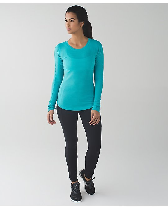 lululemon 5-mile-ls-peacock