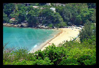 Kata Noi Beach view from Kata Viewpoint