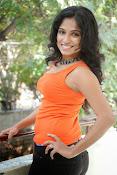 Actress Vrushali Sizzling Photo shoot-thumbnail-2