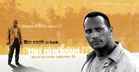 The Rundown (2003) - ගේමනම් ගේම