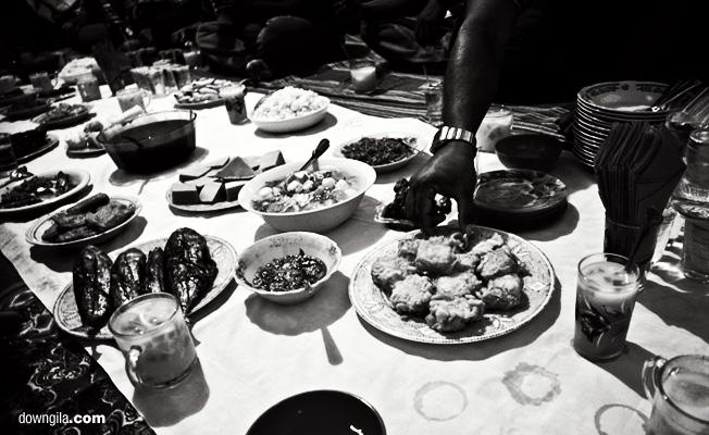 downgila pengalaman puasa fasting ramadhan al mubarak