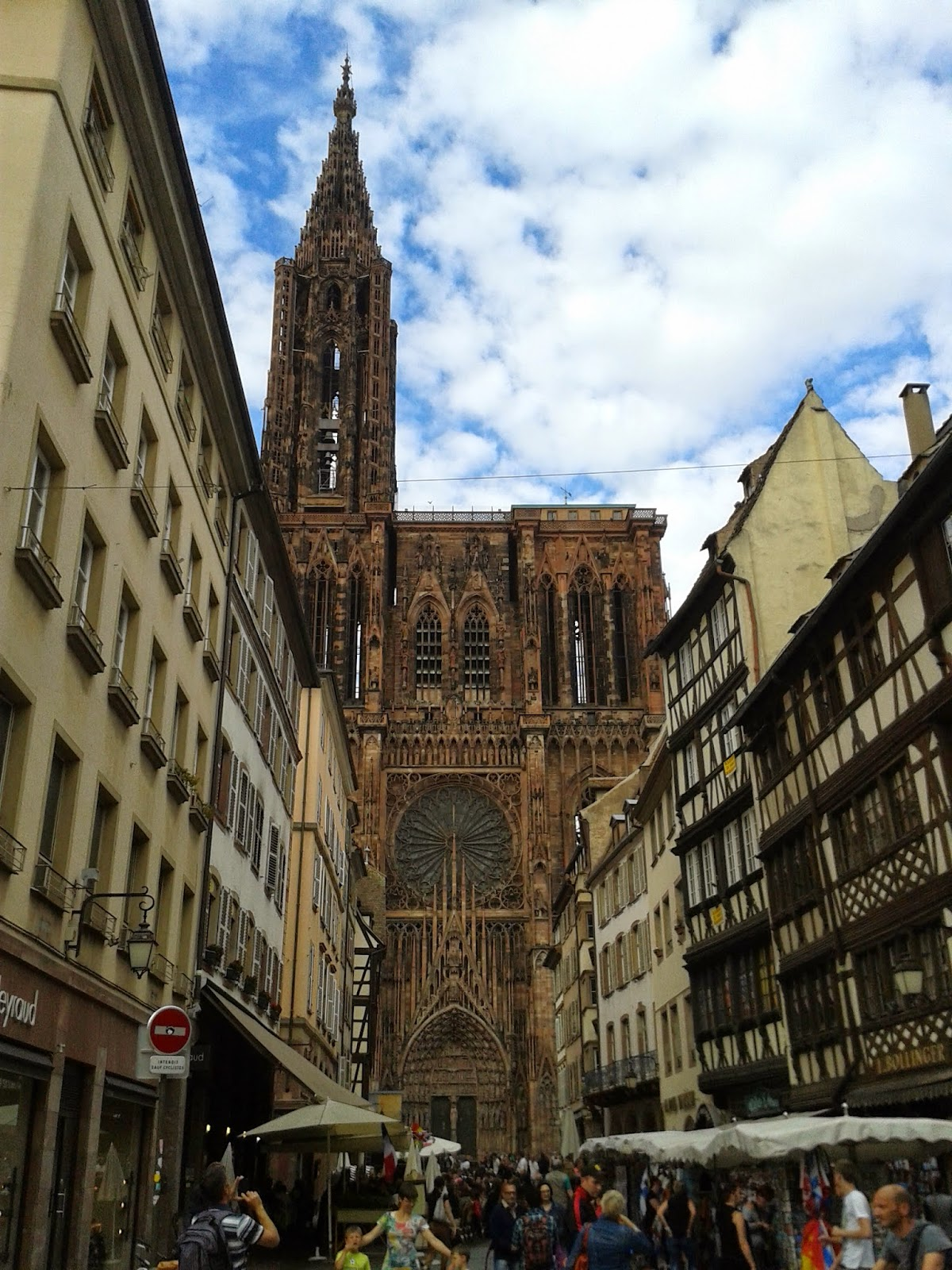 Strasburgo oltre il parlamento pequod for Il parlamento
