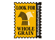 Make half of you daily grains WHOLE grains!