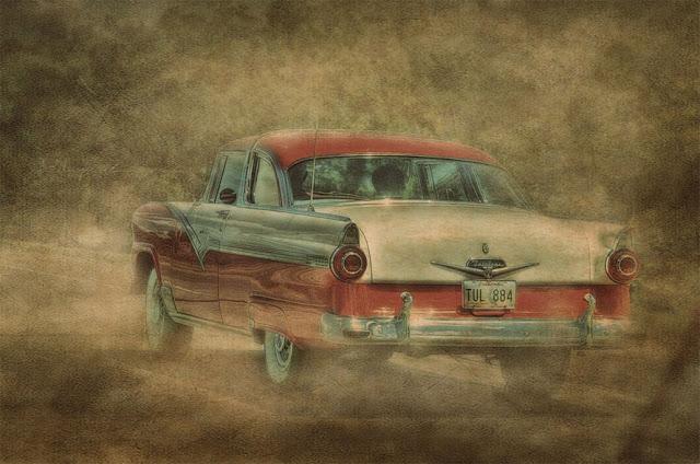フォード・フェアレーン 初代-2代目 | Ford Fairlane (1955-59)