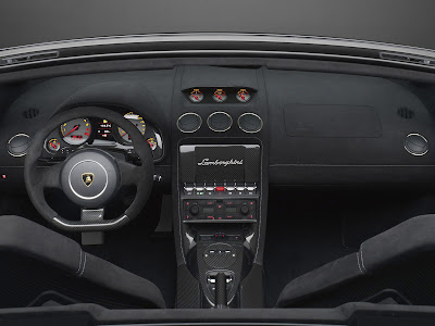 2011 Lamborghini Gallardo LP570-4 Spyder Performante