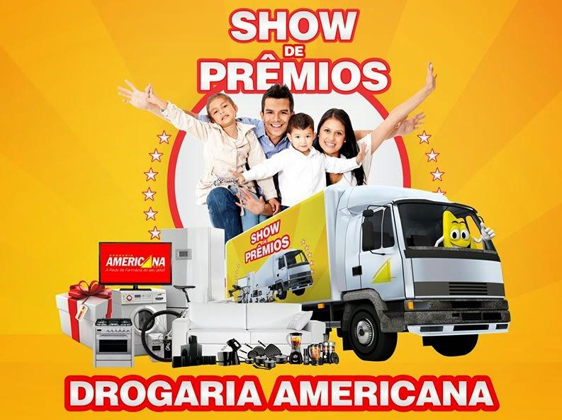 Show de Prêmios Drogaria Americana