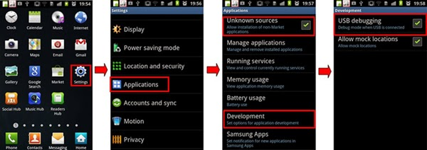 Download File/Aplikasi Root Samsung Galaxy Y S5360 yang bernama update