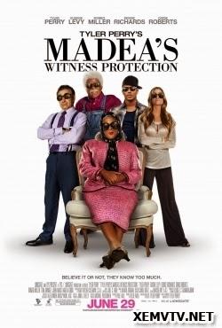 Siêu Điệp Viên Bé Bự - Madea&#39s Witness Protection