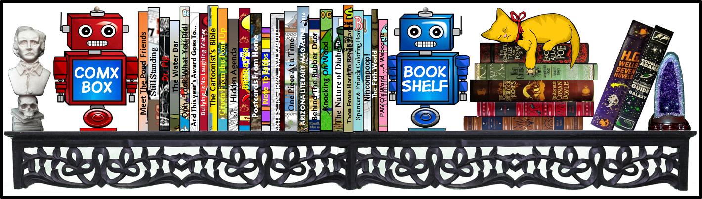 The Comx Box Bookcase