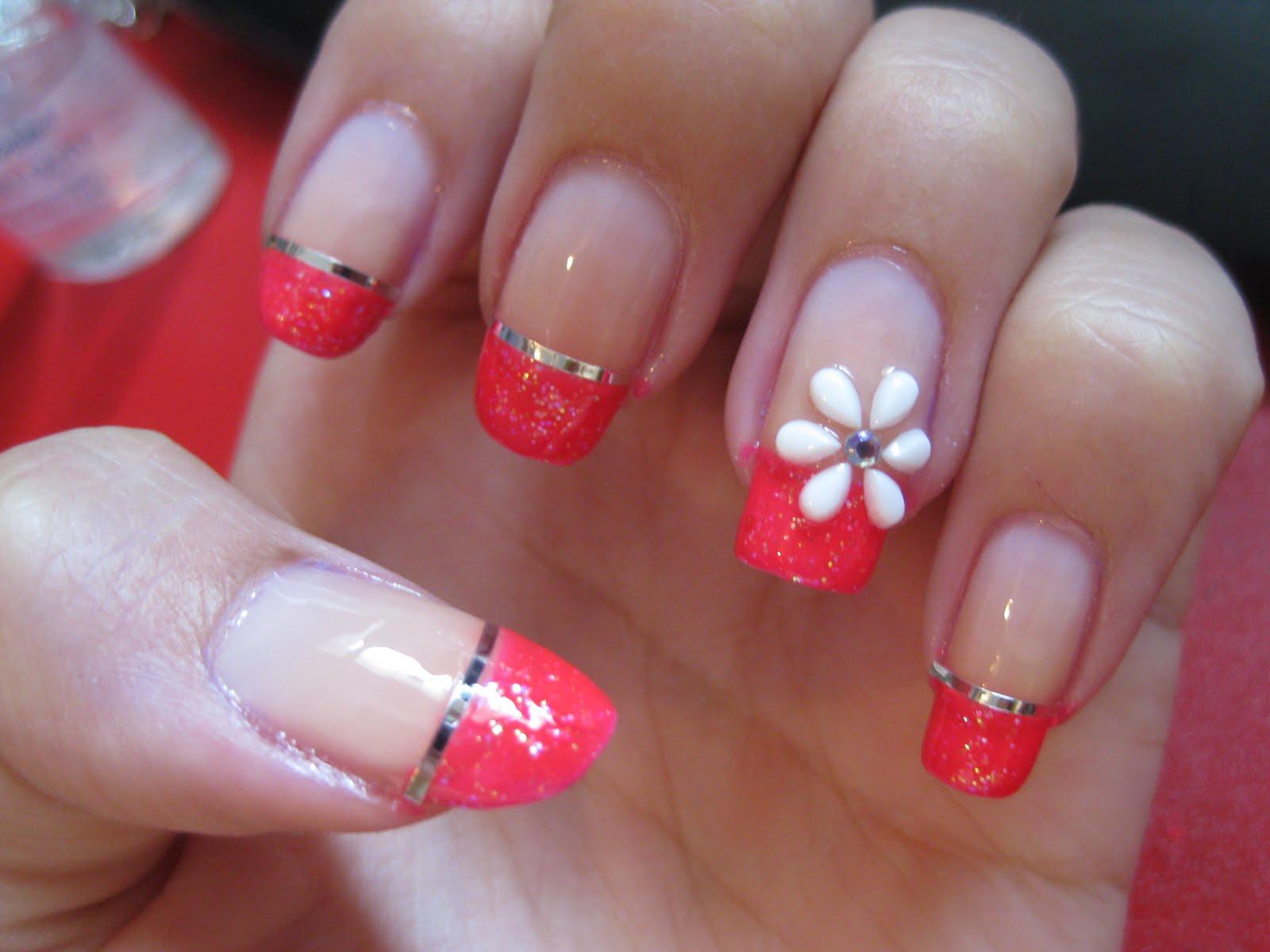 Crazy Abt Nails: elokuuta 2011
